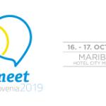 Vabilo na individualna B2B srečanja med slovenskimi in tujimi podjetji - SEE MEET Slovenia 2019, 16. in 17. oktober 2019, Maribor